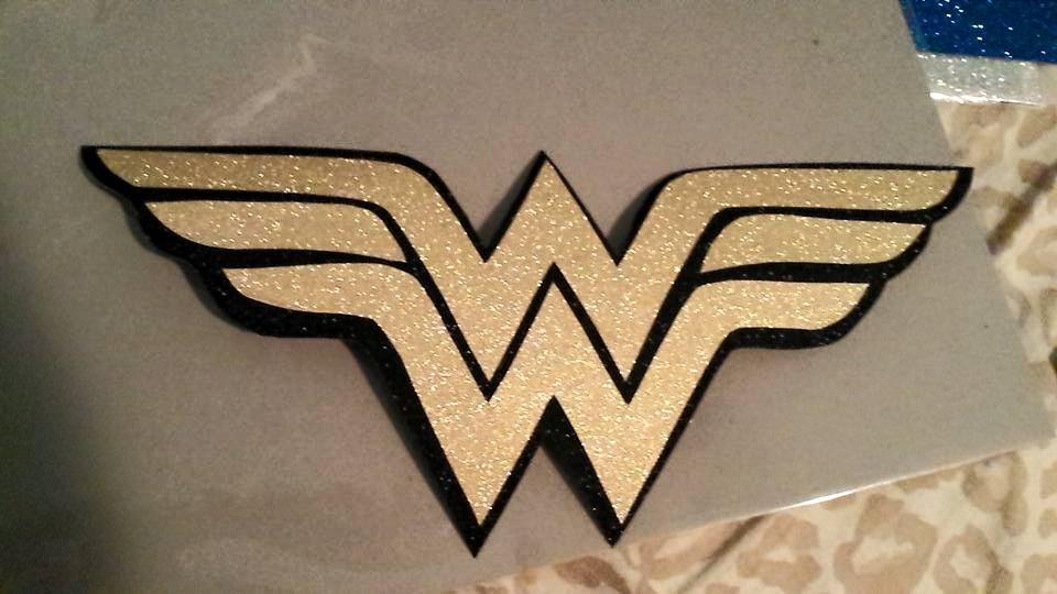 How To Make A Wonder Woman Graduation Cap Athena The Girl Wonder